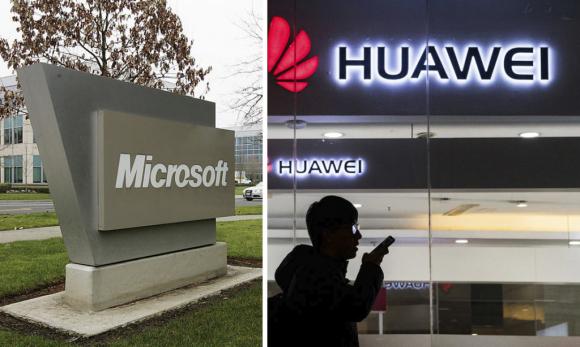 Tại sao Microsoft lại hợp tác với Huawei, một công ty viễn thông Trung Quốc đang bị điều tra vì có các hành vi gián điệp chống lại Mỹ?