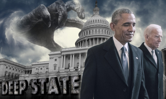 """Trong 8 năm cầm quyền, Barack Obama đã gây dựng một đế chế Nhà nước Ngầm với các chân rết để phục vụ cho các chính sách của ông ta thời """"hậu"""" Nhà Trắng."""