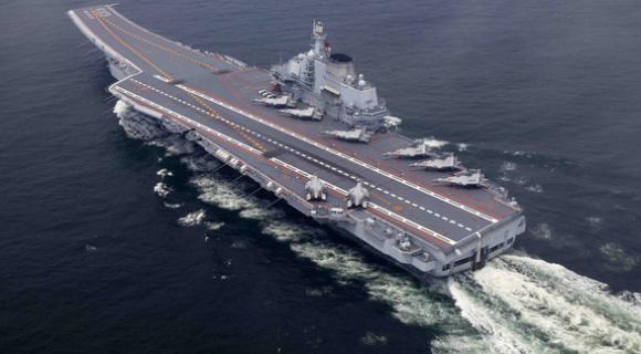 Tàu chiến Mỹ chọc thủng đội hình hộ tống, áp sát tàu Liêu Ninh? - Ảnh 1.
