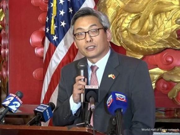 Tổng lãnh sự quán Trung Quốc ở Houston từ chối đóng cửa - Ảnh 1.