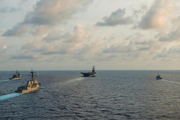Ông Tập Cận Bình ra lệnh PLA: gặp quân đội Mỹ trên Biển Đông phải né tránh! - ảnh 1