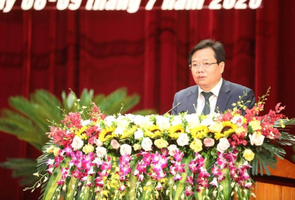 Giám đốc Sở Tài chính Quảng Ninh bị kỷ luật Đảng - ảnh 1