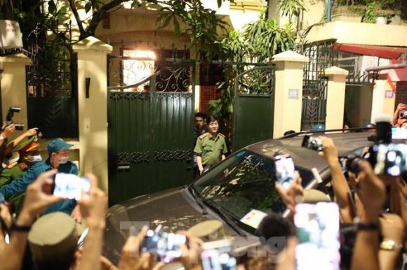 Gia đình bất ngờ trước việc ông Nguyễn Đức Chung bị bắt giam - ảnh 1