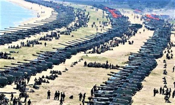 Ba cuộc chiến có nguy cơ nổ ra trong tương lai gần - 2