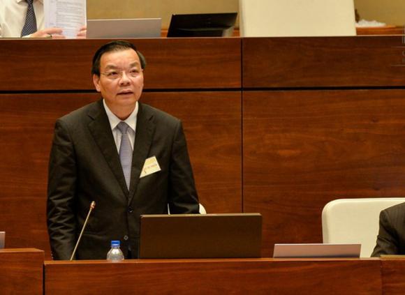 Kỳ họp Quốc hội tháng 10 có nội dung liên quan Bộ trưởng Chu Ngọc Anh - Ảnh 2.