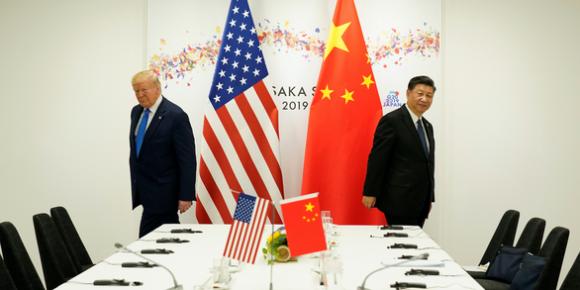 Washington siết chặt hoạt động của giới ngoại giao Trung Quốc tại Mỹ - Ảnh 1.