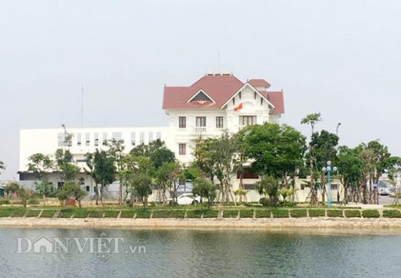 Choáng trước biệt thự siêu sang đại gia Quảng Bình