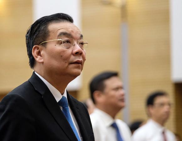 Ông Chu Ngọc Anh làm chủ tịch UBND TP Hà Nội - Ảnh 1.