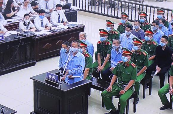 Vụ án Đồng Tâm: Chủ tọa bác đề nghị triệu tập ông Nguyễn Đức Chung - Ảnh 1.
