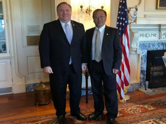 """Xôn xao vụ học giả người Hoa, cố vấn của Ngoại trưởng Mỹ bị coi là """"Hán gian"""" và đuổi khỏi họ tộc - ảnh 2"""
