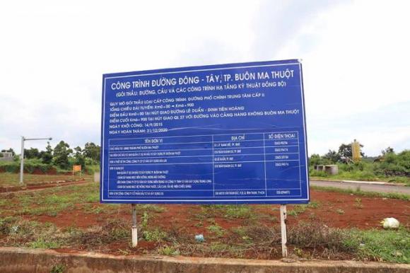 Cận cảnh dự án đội vốn lên 1.000 tỷ đồng, ᴛʜi công dang dở ở Buôn Ma Thuột - 1