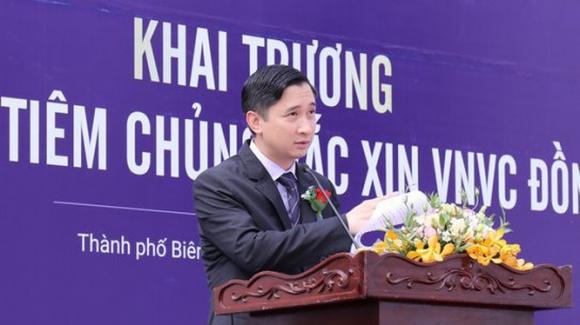 Ông Ngô Chí Dũng - Chủ tịch HĐQT VNVC