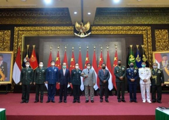 Ông Ngụy Phượng Hòa đề nghị cho Trung Quốc đặt cơ sở quân sự, Indonesia thẳng thừng từ chối - Ảnh 1.