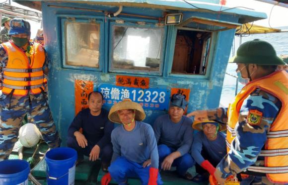 Hiệp định Vùng đánh cá chung vịnh Bắc Bộ hết hiệu lực, ngư dân Việt bám biển trở lại - Ảnh 1.