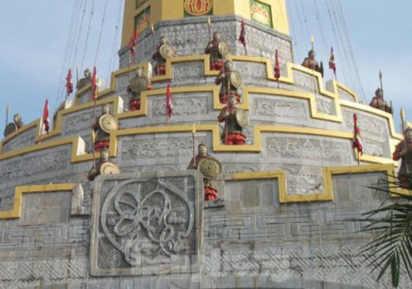 Lý do chủ KDL Đại Nam muốn đập bỏ tượng lính gác tường thành - ảnh 7