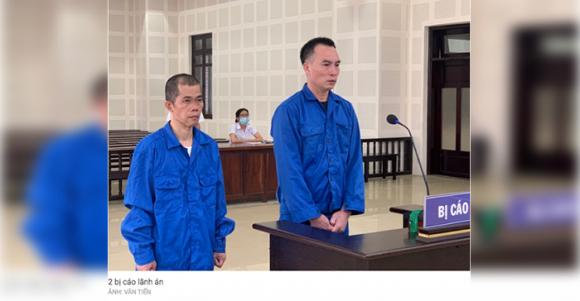Tuyên án 28 năm tù 2 người Trung Quốc nhập cảnh vào Đà Nẵng trộm két sắt