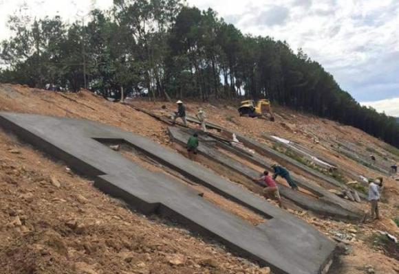 Cùng xây khẩu hiệu trên núi, Hòa Bình chi gần 11 tỷ đồng, Nghệ An hơn 1 tỷ đồng - 2