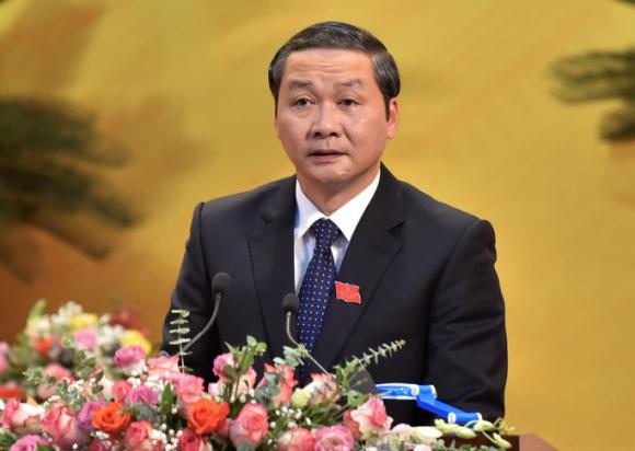 Thanh Hóa có Bí thư Tỉnh ủy kế nhiệm ông Trịnh Văn Chiến - Ảnh 2.