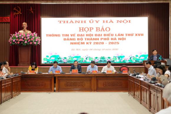 Hà Nội nói về việc kê khai tài sản, con học nước ngoài của 71 cán bộ BCH khóa mới - Ảnh 1.
