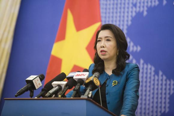 Việt Nam phản ứng trước thông tin 400 doanh nghiệp Trung Quốc trên đảo Phú Lâm - Ảnh 1.