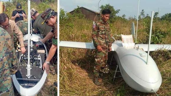 Campuchia liên tục tiếp nhận khí tài quân sự từ Trung Quốc - ảnh 2