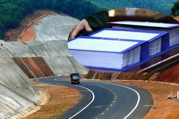 """C03 – Bộ Công an chứng kiến đóng/mở thầu 5 dự án cao tốc Bắc – Nam lộ diện các """"ông lớn"""" - Ảnh 1."""