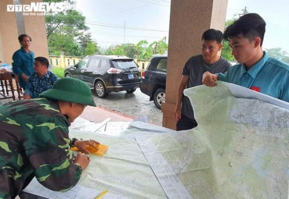 Phó tư lệnh Quân khu 4 và 12 cán bộ gặp nạn khi cứu hộ ở thủy điện Rào Trăng 3 - 1