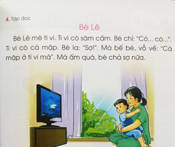 SGK lop 1 co 'san': Bo truong Phung Xuan Nha nhan trach nhiem hinh anh 1