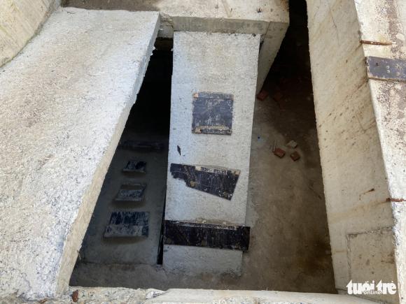 Vô trong nhà 5 tầng nổi, 4 tầng hầm: Hầm rộng mênh mông, tối om, sâu hun hút... - Ảnh 7.