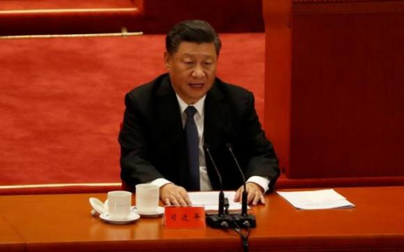 Chủ tịch Trung Quốc Tập Cận Bình cảnh báo Mỹ, nói sẵn sàng chiến đấu - 1
