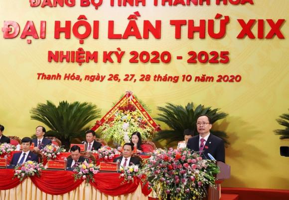 Tuong lai nao cho don Bi thu Tinh uy Thanh Hoa Trinh Van Chien