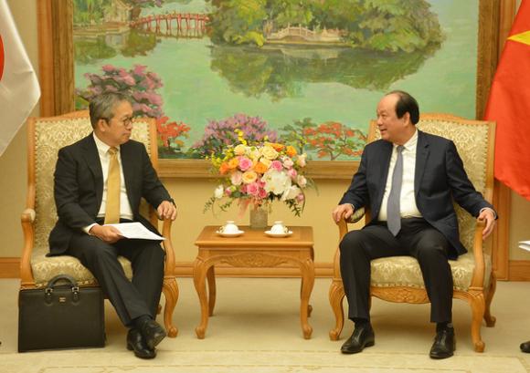 Thủ tướng Nhật Suga Yoshihide chọn Việt Nam là điểm công du đầu tiên - Ảnh 2.