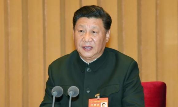 Chủ tịch Trung Quốc Tập Cận Bình tại Bắc Kinh ngày 25/11. Ảnh: Xinhua.