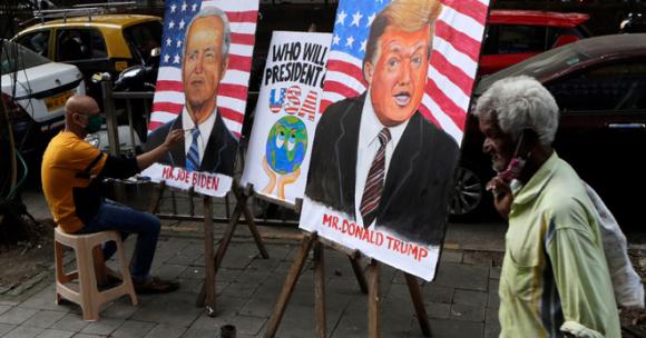 TS Nguyễn Trí Hiếu: Nếu Joe Biden thắng trên số phiếu, khả năng Trump không chấp nhận kết quả là rất lớn - Ảnh 2.