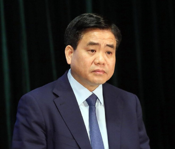 Bị can Nguyễn Đức Chung /// Ảnh Ngọc Thắng