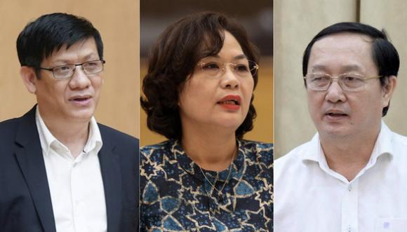 Việt Nam chính thức có nữ thống đốc Ngân hàng Nhà nước đầu tiên - Ảnh 1.