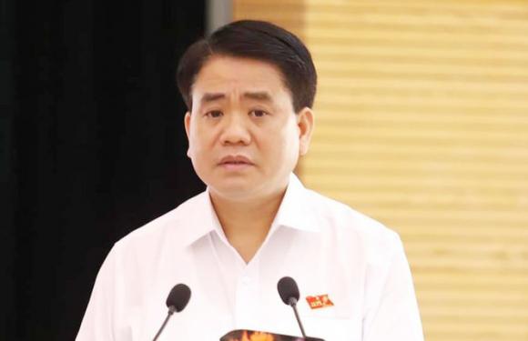 Ông Nguyễn Đức Chung có tiền sử bệnh ung thư và có nhiều thành tích nên được đề nghị giảm nhẹ - Ảnh 1.