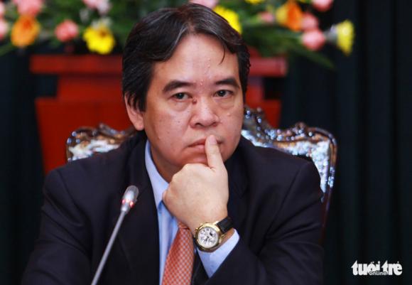 Đề nghị xem xét kỷ luật ủy viên Bộ Chính trị Nguyễn Văn Bình - Ảnh 1.