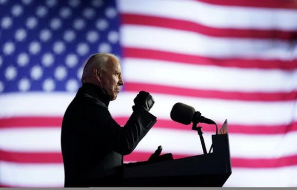 Bầu cử Mỹ: Ông Biden tung đòn phá tan hy vọng của Tổng thống Trump - Ảnh 1.