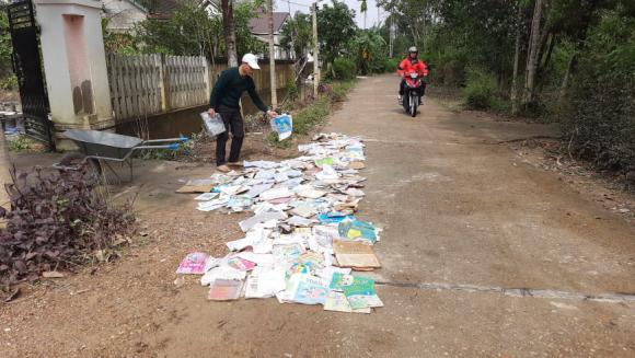 Thuỷ Tiên ngừng trao hỗ trợ tại Hải Lăng (Quảng Trị): Những gì PV Dân Việt nghe, nhìn thấy - Ảnh 7.