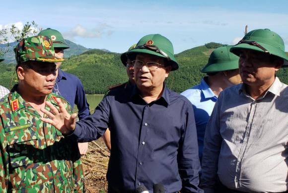 Phó thủ tướng nói về nguyên nhân, giải pháp sau bão lũ, sạt lở - ảnh 2