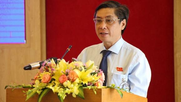 Cựu Chủ tịch Khánh Hòa Lê Đức Vinh bị cách mọi chức vụ trong Đảng hồi tháng 11 năm ngoái /// Ảnh Nguyễn Chung