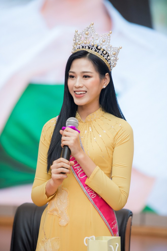 BTC Hoa hậu Việt Nam giải thích về bức ảnh gây tranh cãi của Đỗ Thị Hà - ảnh 1