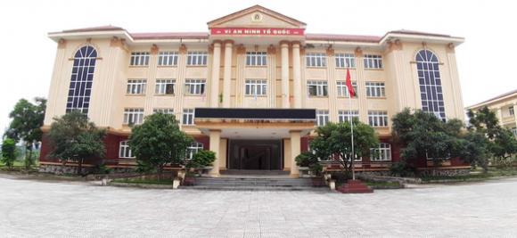 12 cán bộ chiến sĩ Công an tỉnh Lai Châu bị tước quân tịch do sử dụng bằng giả - Ảnh 1.