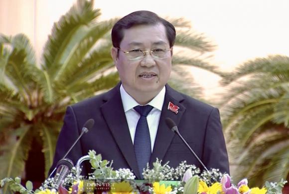"""Những tâm tư của Chủ tịch UBND TP.Đà Nẵng trước khi rời ghế """"nóng"""" - Ảnh 1."""