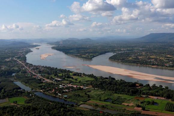 Mỹ khởi động dự án giám sát mực nước sông Mekong ở Trung Quốc - Ảnh 1.