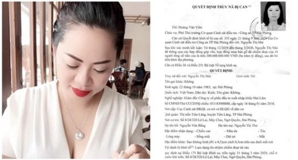 Lừa góp vốn, nữ giám đốc xinh đẹp 'ôm' trăm tỷ đồng 'cao chạy xa bay'