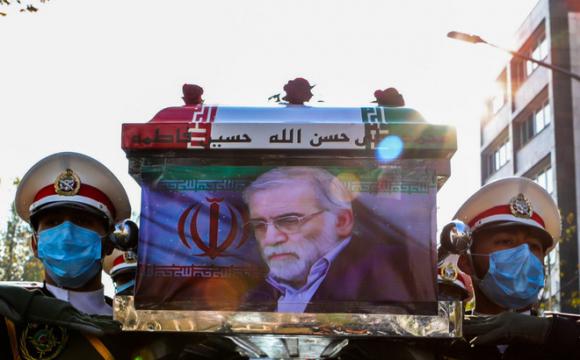 Quan chức cấp cao Mỹ nói Israel đứng sau vụ ám sát nhà khoa học Iran, tiết lộ mật lệnh của ông Trump