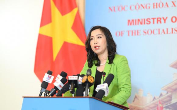 Việt Nam bình luận việc Mỹ đưa công ty dầu khí TQ sở hữu giàn khoan HD-981 vào danh sách đen