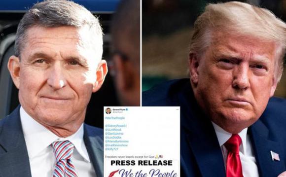 Mỹ: Kêu gọi ông Trump ra lệnh thiết quân luật, tổ chức bầu cử lại?